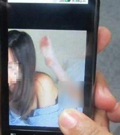 Aprueban en la CDMX 'Ley Olimpia' que dará 6 años de cárcel por difundir fotos íntimas sin consentimiento