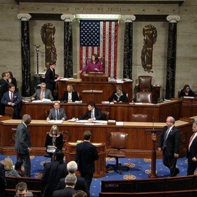 VIDEO | Celebra AMLO aprobación de T-MEC en la Cámara de Representantes; pasará al Senado de EU para su ratificación