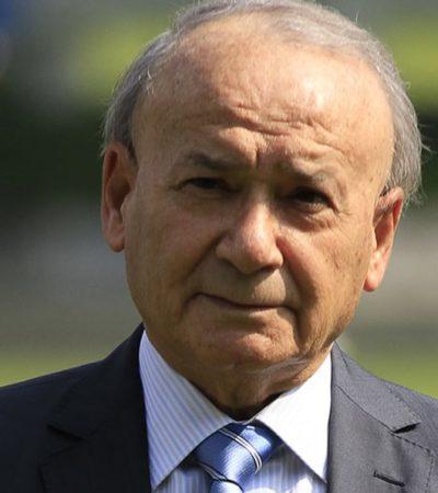 CRUZ AZUL… DE FUTBOL Y OTROS NEGOCIOS: Anuncia Billy Álvarez nuevos planes que incluyen Santa Lucía y Dos Bocas