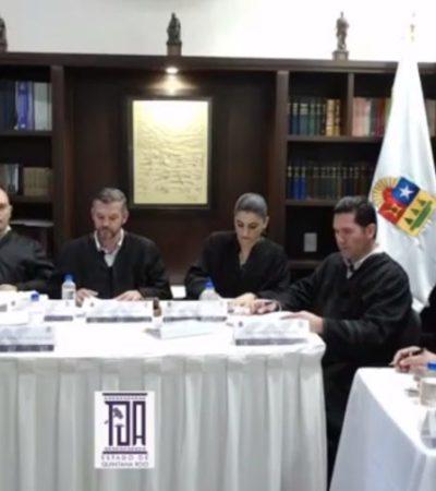 Registra Tribunal de Justicia Administrativa avance en atención de juicios y recursos de reclamación en QR