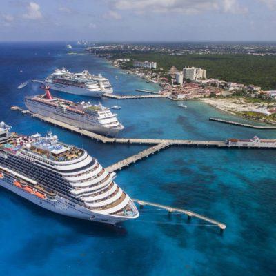 Aprueban diputados que cruceros paguen impuesto por Derecho al Saneamiento Ambiental en Cozumel