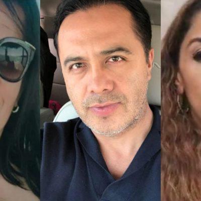 UN ASESINATO QUE REVIVE AGRAVIOS DEL PASADO: Rocío, la mujer muerta hoy en Cancún, denunció en 2005 a Jorge Parra y Marybel Villegas por agresión y amenazas; en 2015 éste fue baleado