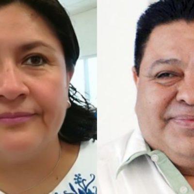 Respaldan los regidores Fabiola Ballesteros y Orlando Muñoz comentarios despectivos de Laura Beristain contra medios de comunicación