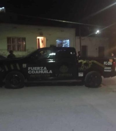 Ataca comando a policías en Coahuila y realiza pintas del Cártel del Noreste