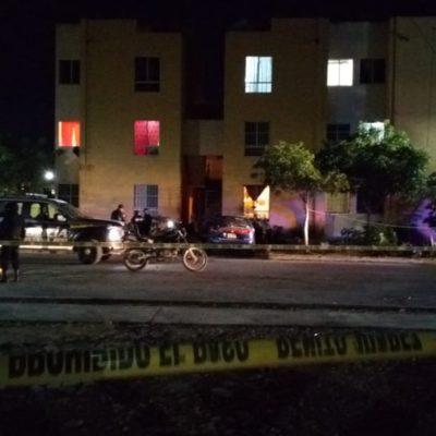 Disparan contra domicilio en la 251 de Cancún; se habrían llevado a una mujer por la fuerza