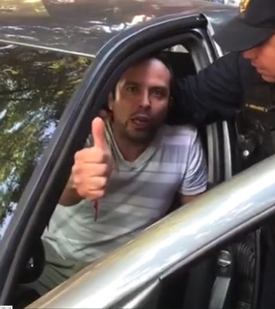 A partir de hoy podrán cancelar definitivamente licencias a conductores ebrios en Yucatán