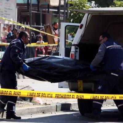 SALDO ROJO DE MÉXICO EN 2019: Se reportaron en promedio 40 ejecuciones diarias en todo el país… con excepción de Yucatán