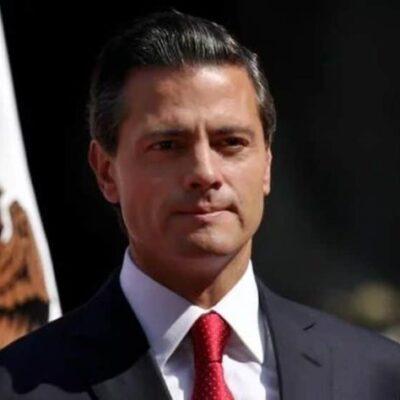 Pide diputada del PRI presentar pruebas sobre presunta triangulación de recursos de Peña Nieto