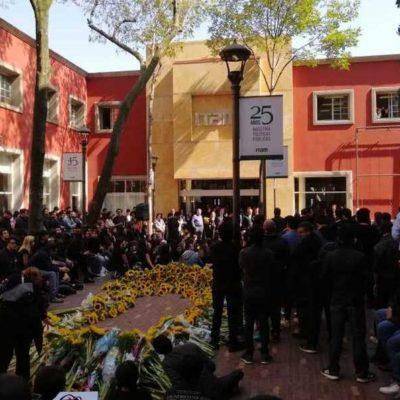 Llaman a paro en el ITAM luego del presunto suicidio de una estudiante por 'presiones académicas'