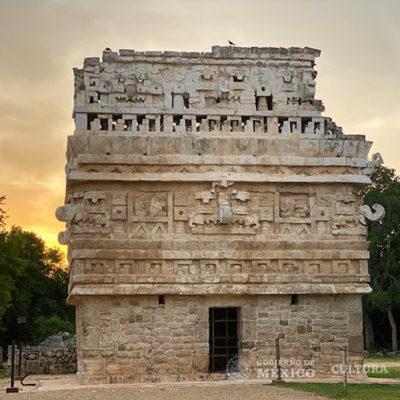 FOTOS | Revelan hallazgo de nuevos restos arqueológicos en Chichén Itzá