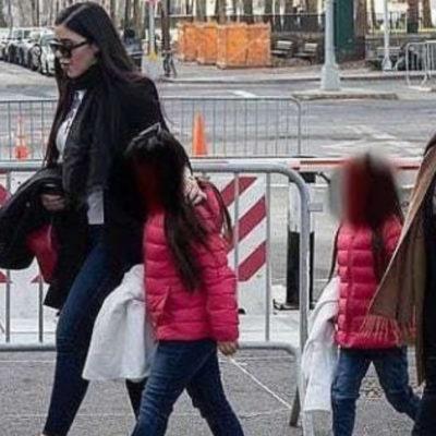 Recibe El Chapo la visita de sus hijas en la prisión más severa del mundo; su esposa no tiene permitido verlo