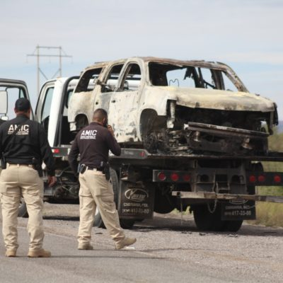 Reporta la FGR detención de tres más por caso LeBarón; ya suman siete implicados