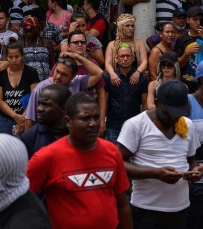 Estafan a migrantes con visas apócrifas