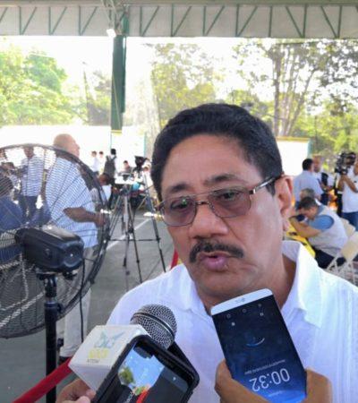 Reprocha Otoniel Segovia falta de apoyo de SEMA con el problema del relleno sanitario