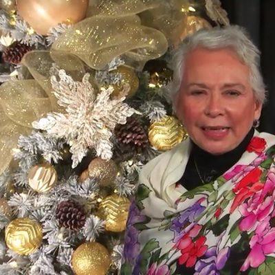 VIDEO | 'En 2020 nada ni nadie va parar la transformación de México' asegura Olga Sánchez Cordero