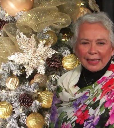 VIDEO   'En 2020 nada ni nadie va parar la transformación de México' asegura Olga Sánchez Cordero