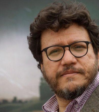 'Las iglesias evangélicas son un problema de seguridad nacional en América Latina', afirma el colombiano Santiago Gamboa, autor de la novela Será larga la noche