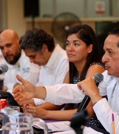 """""""HAY LOGROS EN TRANSPARENCIA, PERO SON INSUFICIENTES"""": Participa Gobernador en un ejercicio de diálogo abierto y rendición de cuentas con organizaciones de la sociedad civil en Cancún"""