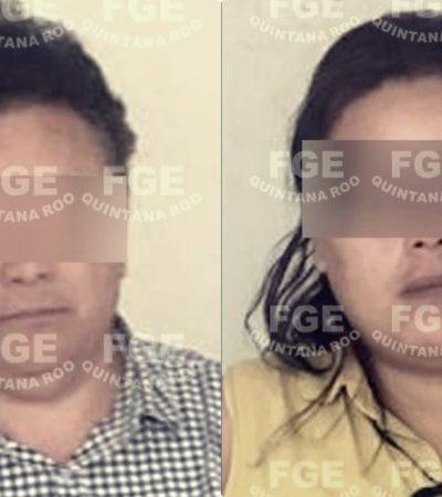 ACTUALIZACIÓN | PROSTITUÍAN A UNA MENOR POR 130 DÓLARES: Rescatan a víctima en un bar de Cozumel y detienen a Ricardo y Dionicia por trata de personas