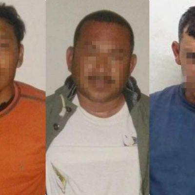 Detenidos con arma y droga en Cozumel eran taxistas
