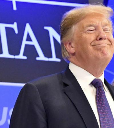 Impone Trump mal ambiente en reunión de la OTAN; usa insultos, reproches y sarcasmo…