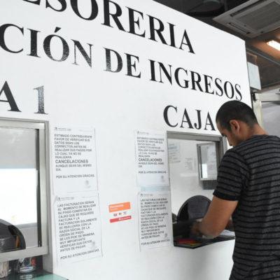 Otorgan descuentos en impuesto predial en Puerto Morelos