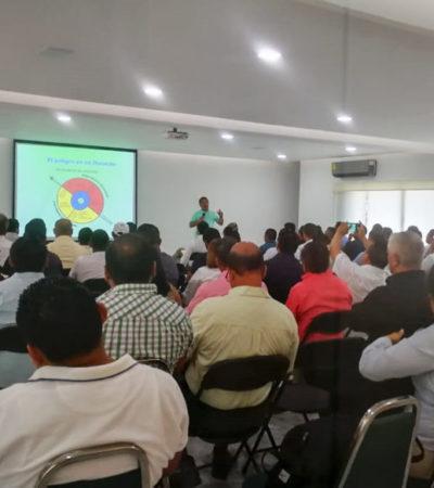 Concluye Protección Civil actividades de la temporada de huracanes 2019 en Puerto Morelos