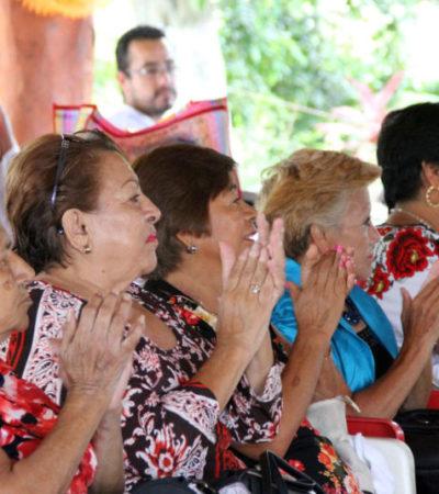 Continuará DIF municipal brindando apoyo a grupos vulnerables en Puerto Morelos