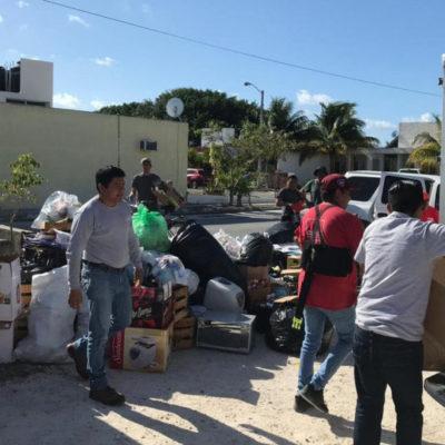 Incrementarán jornadas del Reciclatón en Puerto Morelos durante el 2020
