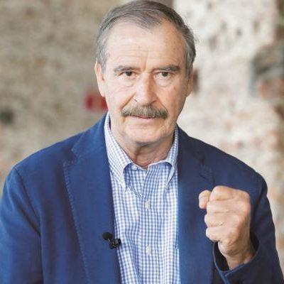 Reaparece Fox   Contrario a su costumbre, felicita a AMLO… y calla sobre aprehensión de García Luna