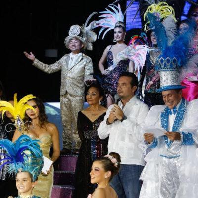 ARRANCA EL CARNAVAL DE COZUMEL: Inician fiestas con la presentación de los candidatos a reyes y reinas del Carnaval