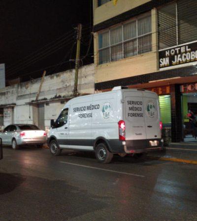 HALLAZGO MACABRO EN HOTEL DEL CENTRO DE MÉRIDA: Huésped se colgó en el interior de su habitación