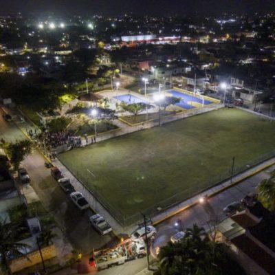 Arranca modernización de 3 mil luminarias en Cozumel