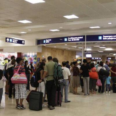 Acuerdan más medidas preventivas contra el coronavirus con la Comisión Coordinadora de Autoridades del Aeropuerto de Cancún