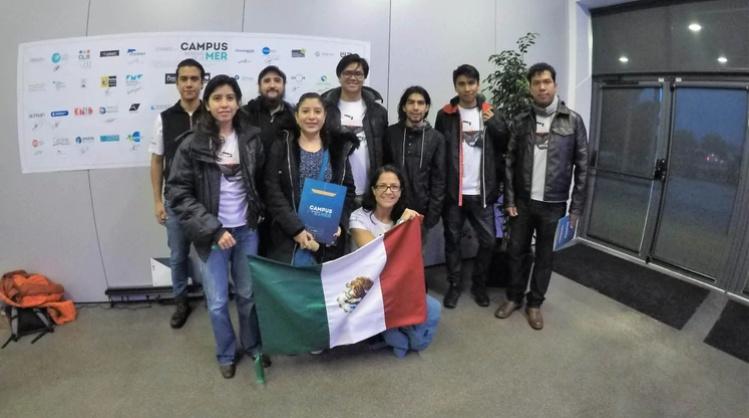 Estudiantes de la UNAM desarrollan algoritmo para detectar sargazo