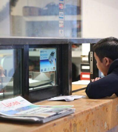 Invitan a contribuyentes a aprovechar el último mes de descuentos en el pago de impuesto predial en Isla Mujeres