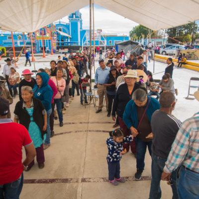 Comunidad nahua de Puebla forma autogobierno para defender su río de la contaminación