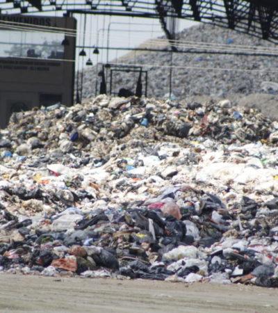 ES RELLENO SANITARIO UN 'COCHINERO' EN CANCÚN: Concesionaria Pimsa no cumple contrato para la disposición final de los desechos y cobra 7 mdp mensuales