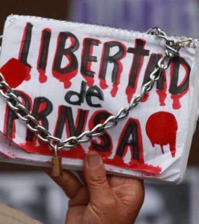 Urgen autonomía de la Fiscalía especial para periodistas; deja sin resolver 99.6% de los casos