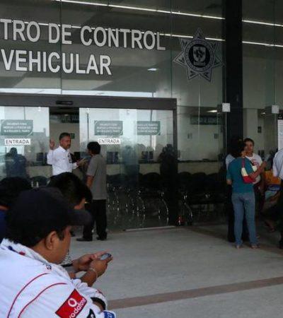 DAN RESPIRO A YUCATECOS: Aplazan tres meses reemplacamiento de vehículos; arrancará hasta marzo