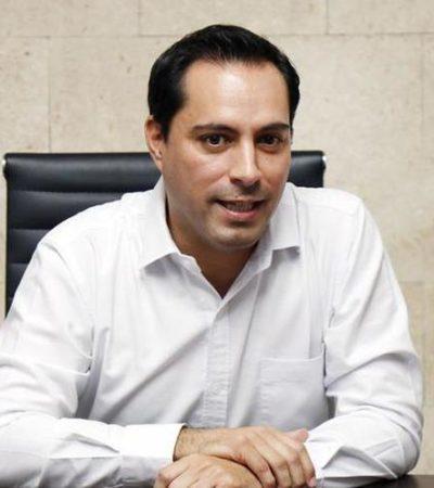 Al menos 50 'agitadores profesionales' participaron en protesta según Mauricio Vila