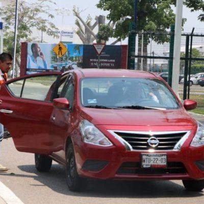 Sanción de hasta 6 años de cárcel a conductores de Uber y otras plataformas en Tabasco
