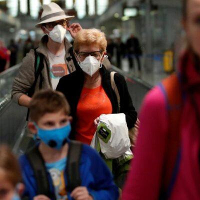 Confirma Francia dos casos de coronavirus; serían los primeros en Europa y prevén aún más