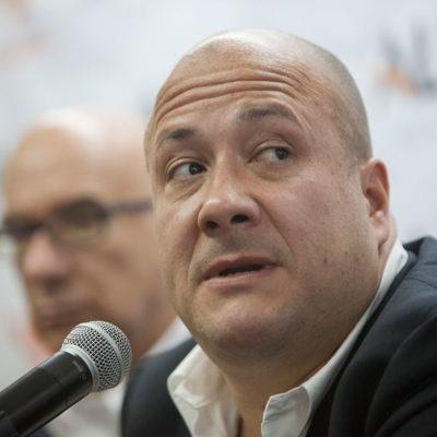Reitera Enrique Alfaro, gobernador de Jalisco, rechazo al Insabi; 'es un modelo condenado al fracaso', asegura