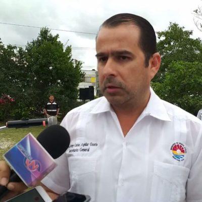 Propone Jorge Aguilar ejercicio de 'presión extra' a concesionarios de la basura para cumplir contrato en Cancún