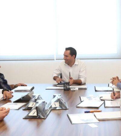 Yucatecos piden a Mauricio Vila que se disculpe públicamente por la represión que sufrieron manifestantes durante la marcha