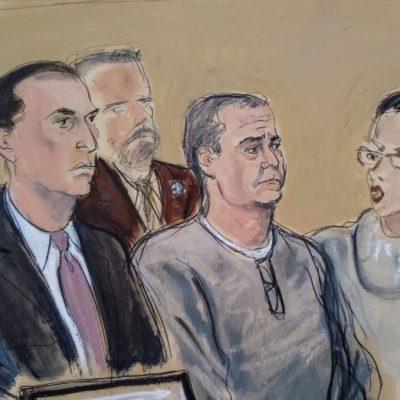 Negocia García Luna con EU para no ir a juicio