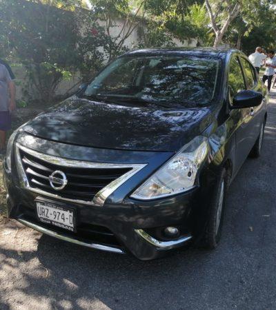 Vehículo del Congreso de Quintana Roo atropella a menor en motocicleta en Chetumal