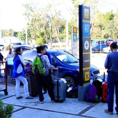 Aeropuerto de Chetumal logró crecimiento de 14.5% en atención de pasajeros durante 2019