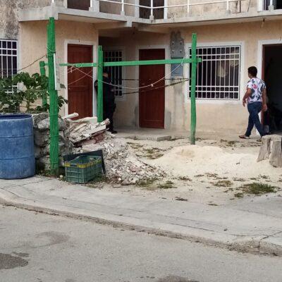 Se suicida hombre en domicilio de Puerto Aventuras